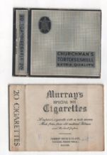 nice old cigarette packets #292